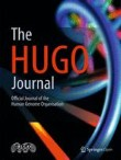 The HUGO Journal Cover Image