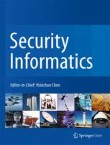 Security Informatics Cover Image