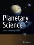 Planetary Science Cover Image