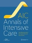 Annals of Intensive Care Cover Image