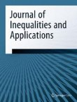 Journal of Inequalities and Applications Cover Image