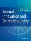 Journal of Innovation and Entrepreneurship Cover Image