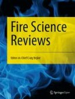Fire Science Reviews Cover Image