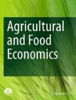 Agricultural and Food Economics Cover Image