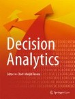 Decision Analytics Cover Image
