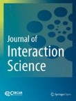 Journal of Interaction Science Cover Image
