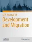 IZA Journal of Development and Migration Cover Image