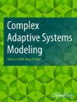 Complex Adaptive Systems Modeling Cover Image
