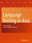 Language Testing in Asia Cover Image