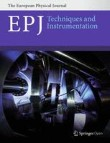 EPJ Techniques and Instrumentation Cover Image