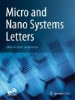 Micro and Nano Systems Letters Cover Image