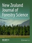New Zealand Journal of Forestry Science Cover Image