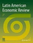 Latin American Economic Review Cover Image