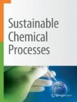 Sustainable Chemical Processes Cover Image