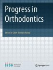 Progress in Orthodontics Cover Image
