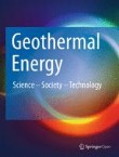 Geothermal Energy Cover Image