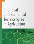 Chemical and Biological Technologies in Agriculture Cover Image