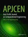 Asia Pacific Journal on Computational Engineering Cover Image
