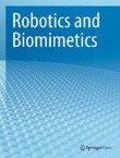 Robotics and Biomimetics Cover Image