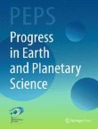 Progress in Earth and Planetary Science Cover Image