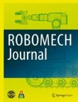 ROBOMECH Journal Cover Image