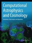 Computational Astrophysics and Cosmology Cover Image