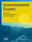 Geoenvironmental Disasters Cover Image