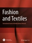 Fashion and Textiles Cover Image