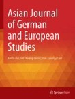 Asian Journal of German and European Studies Cover Image
