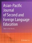 Asian-Pacific Journal of Second and Foreign Language Education Cover Image