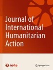 Journal of International Humanitarian Action Cover Image