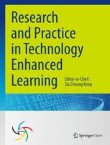 Research and Practice in Technology Enhanced Learning Cover Image