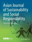 Asian Journal of Sustainability and Social Responsibility Cover Image
