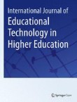 International Journal of Educational Technology in Higher Education Cover Image
