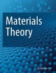 Materials Theory Cover Image