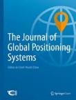 The Journal of Global Positioning Systems Cover Image