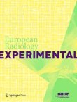 European Radiology Experimental Cover Image