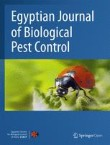 Egyptian Journal of Biological Pest Control Cover Image