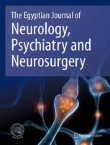 The Egyptian Journal of Neurology, Psychiatry and Neurosurgery Cover Image