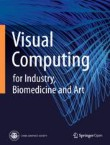 Visual Computing for Industry, Biomedicine, and Art Cover Image