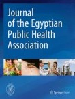 Journal of the Egyptian Public Health Association Cover Image