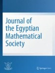 Journal of the Egyptian Mathematical Society Cover Image