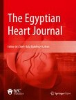 The Egyptian Heart Journal Cover Image
