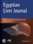 Egyptian Liver Journal Cover Image