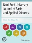 Beni-Suef University Journal of Basic and Applied Sciences Cover Image