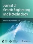 Journal of Genetic Engineering and Biotechnology Cover Image