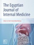 The Egyptian Journal of Internal Medicine Cover Image