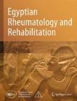 Egyptian Rheumatology and Rehabilitation Cover Image