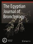 The Egyptian Journal of Bronchology Cover Image