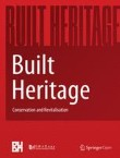 Built Heritage Cover Image